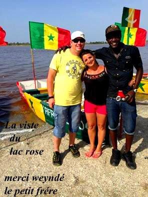 Merci les amis d'avoir fait confiance a Sénégal excursions