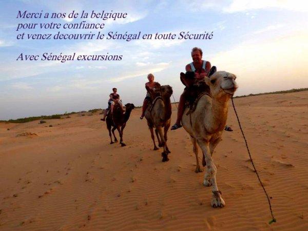 SENEGAL EXCURSIONS