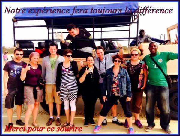 https://www.facebook.com/groups/617093461657493/    Venez Suivre notre groupe sur facebook pour mieux préparer votre séjour au pays de la Téranga