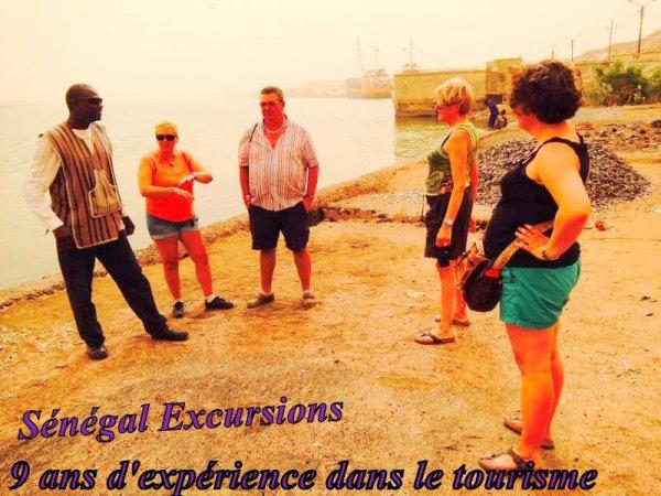 Excursions au Départ Royal baobab look Voyage Somone