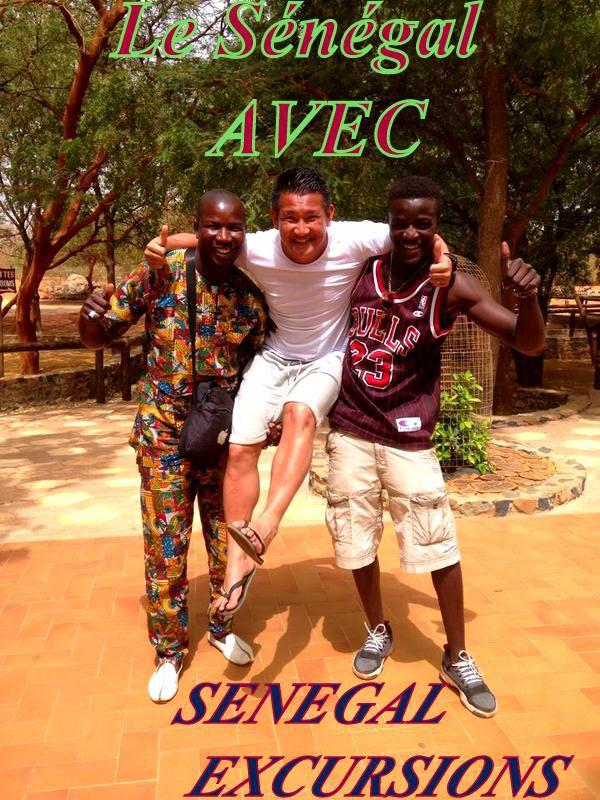 Sénégal Excursions: Si le Hasard vous amène le plaisir vous ramènera.