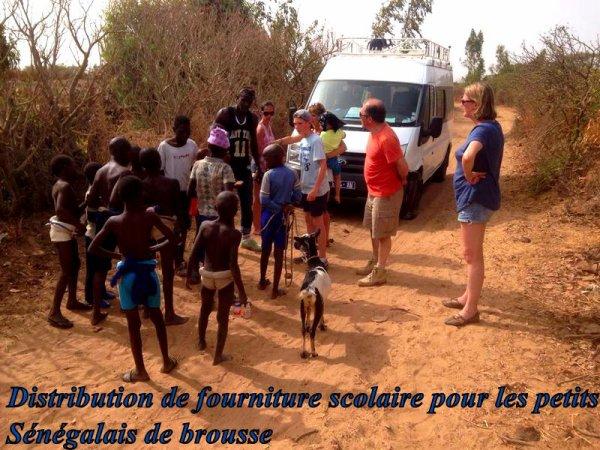 Sénégal Excursions:Petit prix et grande Evasion au coeur du Sénégal et en toute sécurité