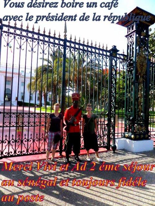 Sénégalexcursions Le sénégal en toute sécurité