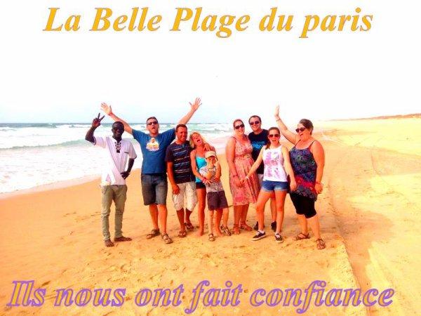 Nos excursions au départ du lamantin beach saly sénégal