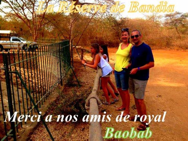 ROYAL BAOBAB SOMONE SENEGAL, MERCI LES AMIS DE VOTRE CONFIANCE