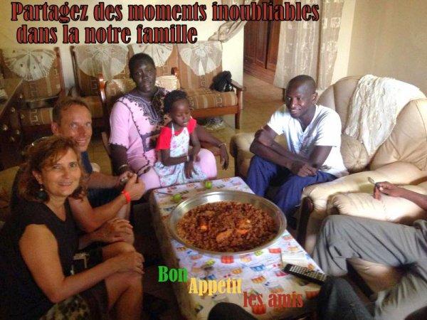 Excursions au Sénégal Saly, Somone, Merci a nos Amis du royal baobab decameron