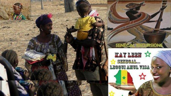 Kay leen Sénégal Leggui amoul Visa (VENEZ VISITER LE SENEGAL MAINTENANT IL Y A PLUS DE VISA)