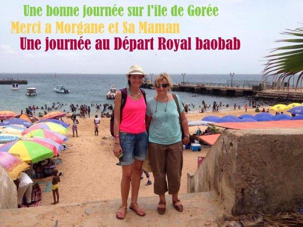 Des Visites du Sénégal dans la joie et la bonne humeur