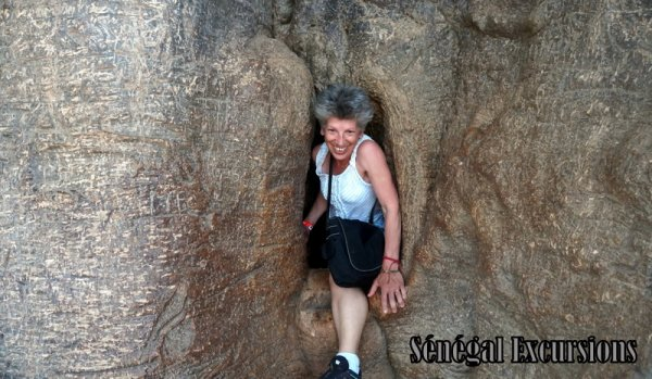 Excursions au depart du royal baobab decameron Somone,Merci a Michel et Martine