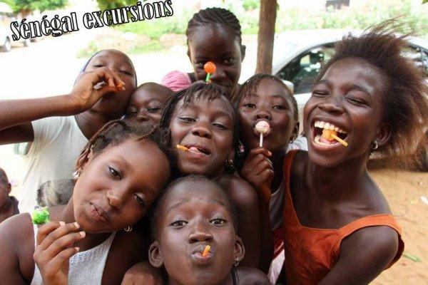 Excursion Saly Sénégal, Somone, Merci a nos amis de leur confiance