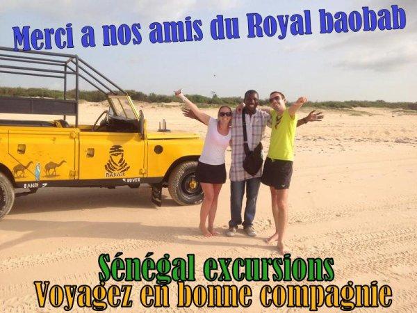 EXCURSIONS AU SENEGAL SOMONE SALY AVEC SENEGAL EXCURSIONS