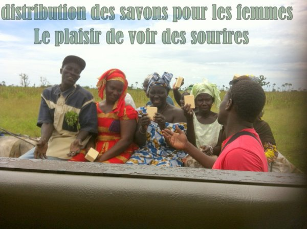 Une journée découverte brousse Village Sénégal, Une journée dans la joie et la Bonne humeur
