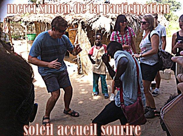 Activés excursions au Départ de la Somone Royal baobab Lookea decameron