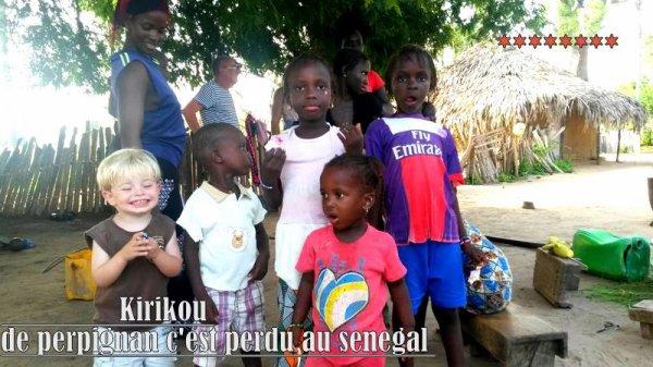 EXCURSIONS AU SENEGAL AVEC NOS AMIS DE L'AUBERGE KEUR MARIGUEN SOMONE