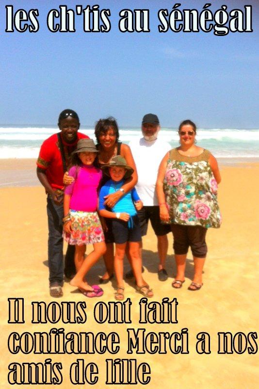 SENEGAL EXCURSIONS DEPUIS LE LAMANTIN BEACH SALY, LOOKEA ROYAL BAOABAB DECAMERON SOMONE,ROYAL SALY