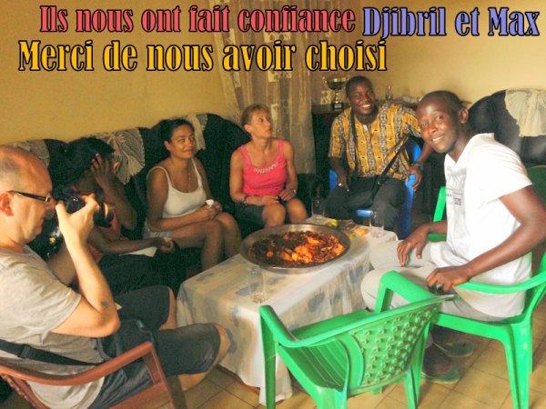 Excursion depuis L'AFRICA QUEEN SOMONE,SELY HOTEL,CLUB LOOKEA ROYAL BAOBAB