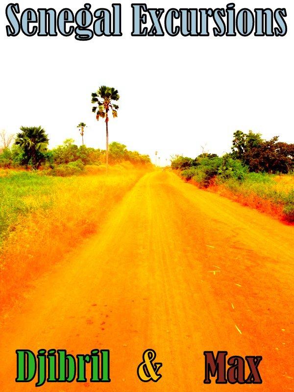 Journée Decouverte de Brousse et des villages a l'intérieur des terres Sénégalaise une belle journée avec des clients toujours sympathique