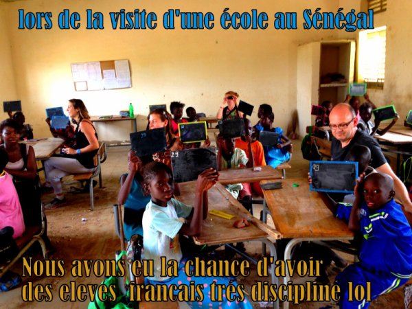 Excursions Saly Sénégal Ngaparou, Somone en petite comité un grand Merci de votre confiance