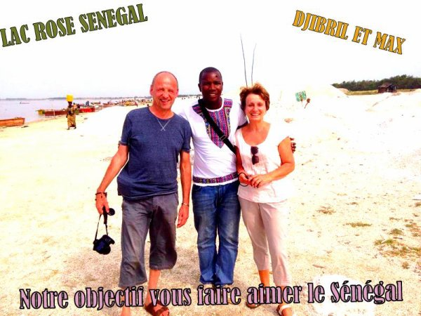 Excursions au Sénégal le clos des papillons Saly Sénégal   Merci PASCAL ET DOMINIQUE DJIBRIL ET MAX