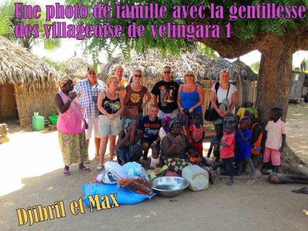 MERCI A  PATY ET CLAUDY 6 SEJOUR AU SENEGAL TOUJOURS FIDELE A DJIBRIL & MAX SENEGAL EXCURSIONS