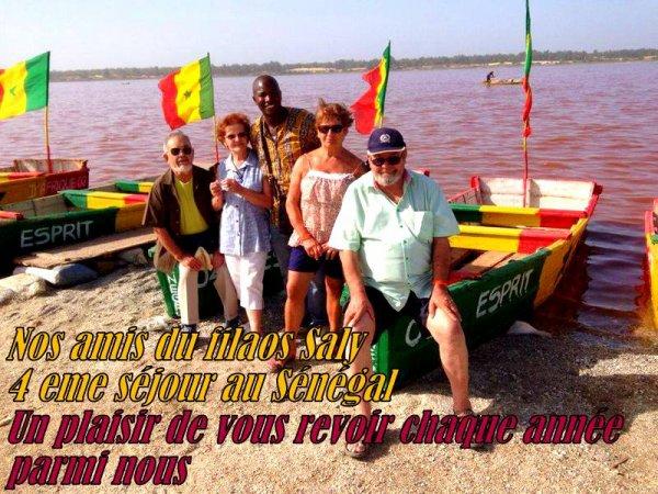 SENEGAL EXCURSIONS MERCI A NOS DU CLUB LOOKEA ROYAL BAOBAB SOMONE ET HOTEL FILAOS SALY SENEGAL