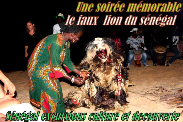 SOIREE LANGOUSTE AVEC NOS AMIS DU CLUB LOOKEA ROYAL BAOBAB SOMONE SENEGAL