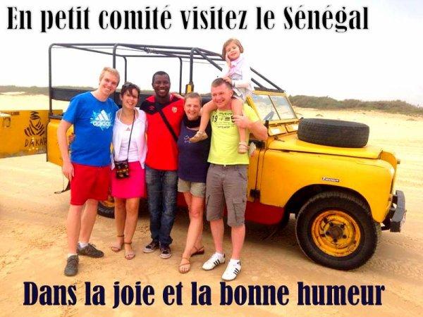 JOURNEE GOREE LAC ROSE AU DEPART DE LA SOMONE CLUB LOOKEA ROYAL BAOBAB