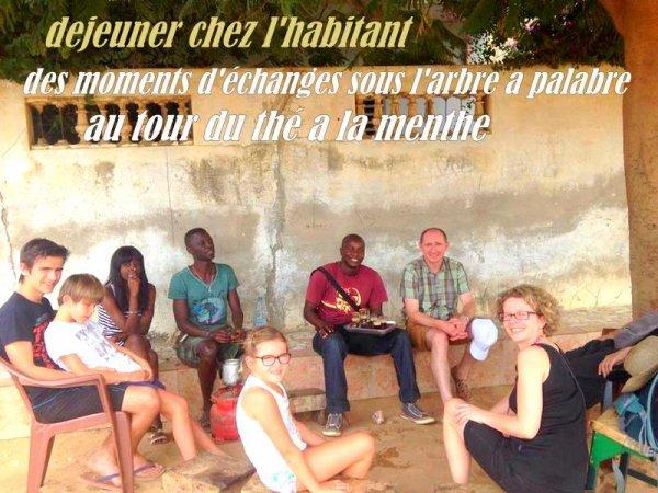 Excursions au Sénégal départ résidence mangroves saly sénégal