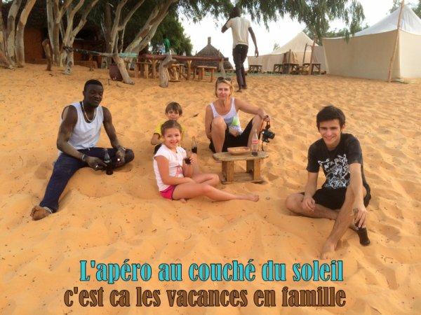 SENEGAL EXCURSIONS EN FAMILLE AU DESERT DE SALY ST LOUIS ET LE DÉSERT DE LOMPOUL