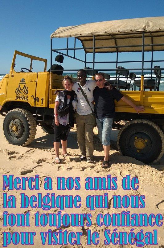 https://www.facebook.com/senegal.excursions           Journée Gorée lac rose au depart du royal baobab Somone Sénégal