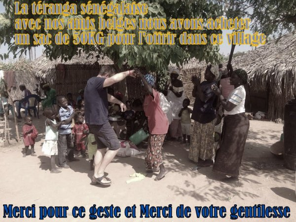 Club lookea royal baobab Somone Sénégal, un grand merci a nos amis de Belgique pour leur confiance