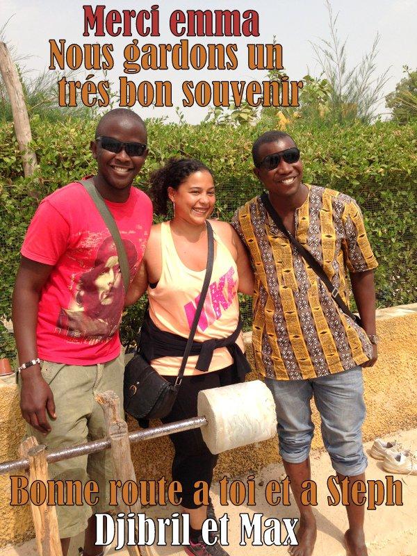 excursions au depart de saly, Somone sénégal