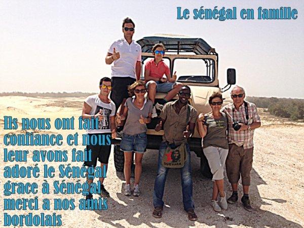 EXCURSIONS AU LAC ROSE AU DÉPART DE ROYAL BAOBAB SOMONE SENEGAL