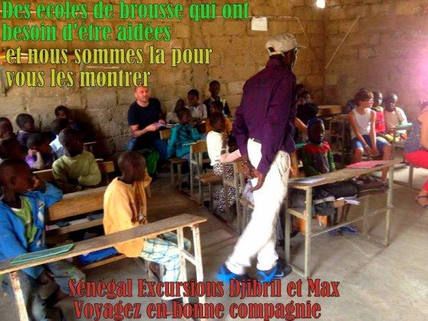 MERCI LA FAMILLE SABINE ET VINCENT DE L'HOTEL DECAMERON  ROYAL BAOBAB SOMONE SENEGAL