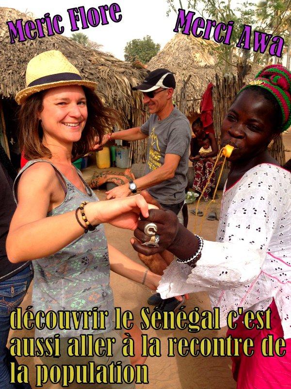 EXCURSIONS AU ROYAL BAOBAB SOMONE SENEGAL JOURNEE DANS LES TERRES SENEGALAISES BROUSSE ET VILLAGE