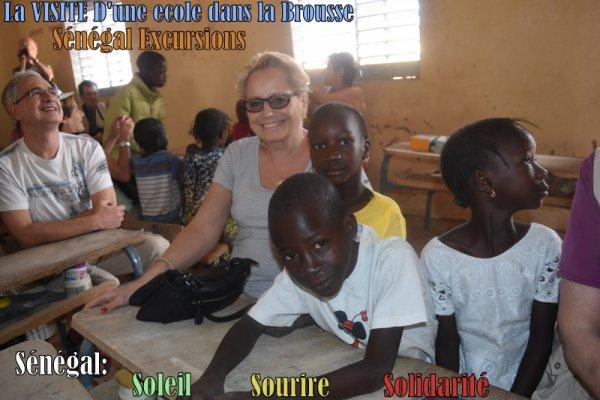 Sénégal Excursions VOYAGEZ EN BONNE COMPAGNIE