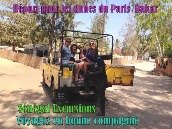 les bretons au royal baobab Sénégal Merci la Famille lecoq