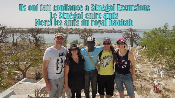 DEMI JOURNEE JOAL FADIOUTH AU DEPART DU ROYAL BAOBAB SOMONE SENEGAL