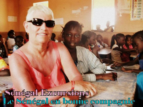 Excursions au départ de la somone  hotel royal baobab à prix correct