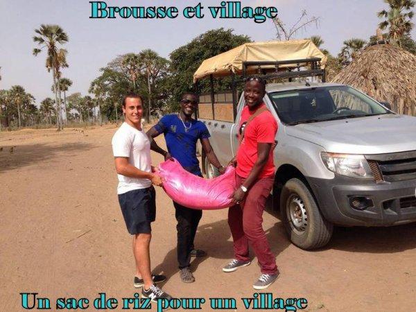 Une belle journée avec nos sympa marseillais merci d'avoir fait confiance a Sénégal excursions
