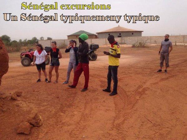 Excursions en Quad au depart de Saly Sénégal
