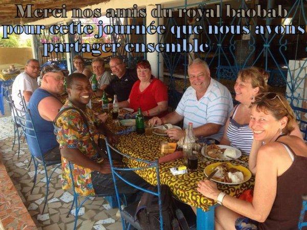 excursions au depart de la somone decameron royal baobab