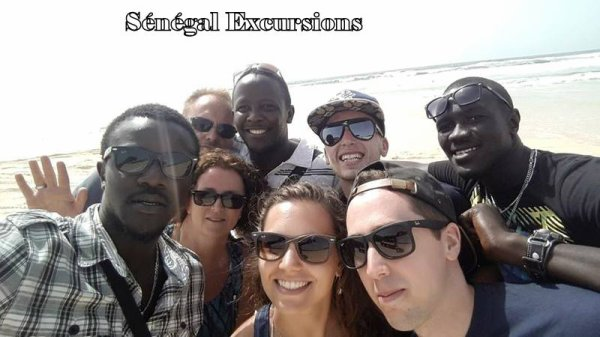 Excursions depuis hotel filaos saly SENEGAL  date séjour du 9 au 16 Mai 2016