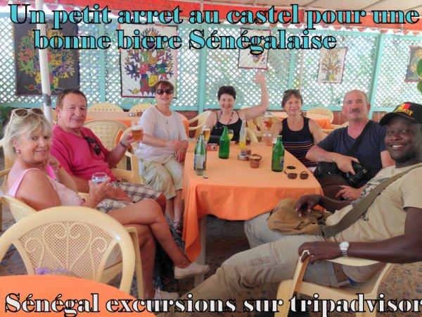 HOTEL ROYAL BAOBAB SENEGAL ET HOTEL AFRICA QUEEN SOMONE EXCURSION JOURNÉE ÎLE DE GOREE ET LE LAC ROSE