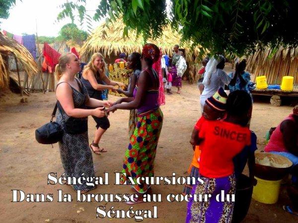 SENEGAL EXCURSIONS DEPUIS MBOUR SALY PETITE COTE