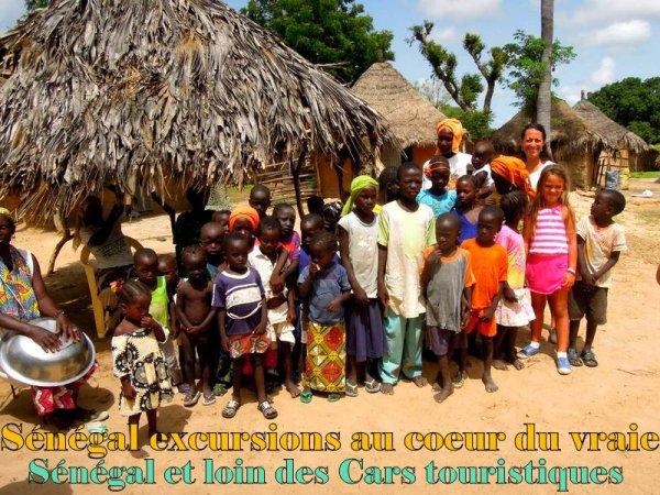 EXCURIONS A LA SOMONE JOURNEE DANS LA BROUSSE DU SENEGAL
