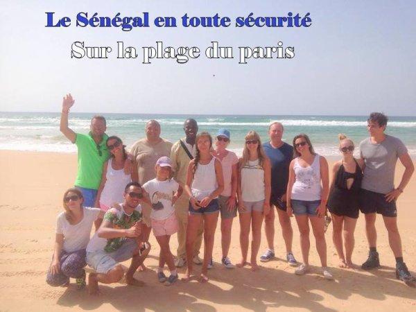 EXCURSIONS AU DEPART DE SALY PORTUDAL SENEGAL MERCI A NOS AMIS DU ROYAL ROYAL BAOBAB A LA SOMONE