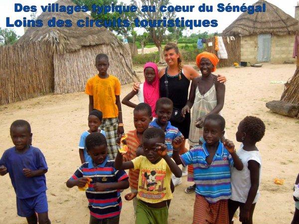 Un beau séjour avec nos amis de l'hotel royal baobab baobab Somone Senegal