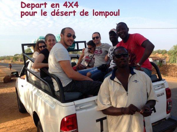 CIRCUIT DE 2 JOURS AU DEPART DE L'HOTEL ROYAM  AVEC NOS AMIS TOULOUSAINS