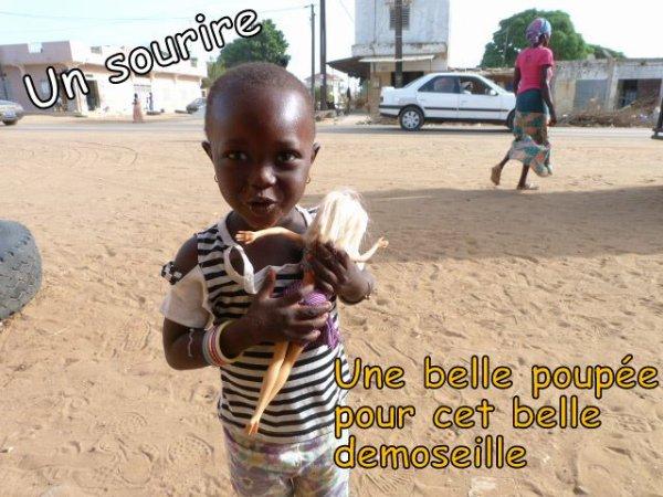 SENEGAL DEMI JOURNÉE EN BROUSSE AU DÉPART DU ROYAL BAOBAB SOMONE